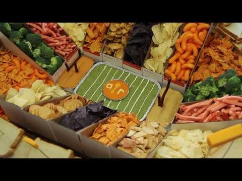 How to Make a Snack Stadium for Super Bowl | Snack Recipes | Allrecipes.com