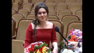 Дина Гарипова. Концерт в Пушкине