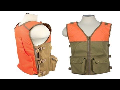 Vism Hunting Vest, Blaze Orange, And Tan Review | Best Hunting Vest