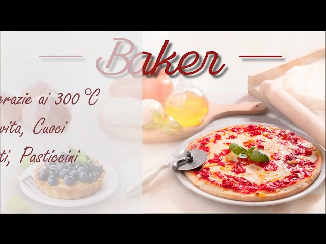 Elba video Pizza