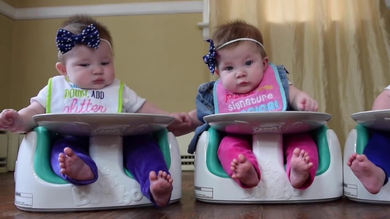 Triplets Babies Have A Secret Crush ️ Funnel Vision