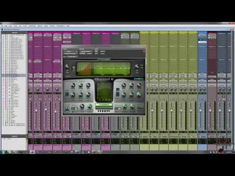 MCDSP Channel G overview Part 1