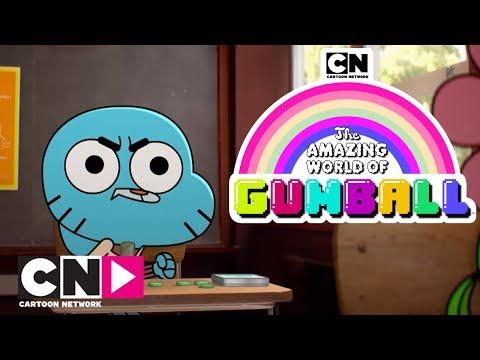 Gumball | Çete | Tam Bölüm | Cartoon Network Türkiye