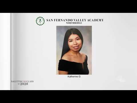 Saluting the Class of 2020 -- San Fernando Valley Academy