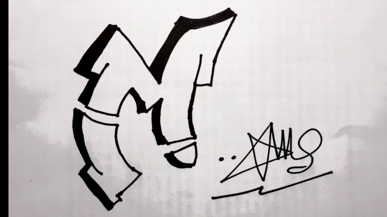 huruf grafiti o  graffiti letter o vector images 76