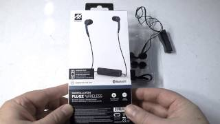 IFROGZ Plugz Wireless Earbuds Unboxing Review