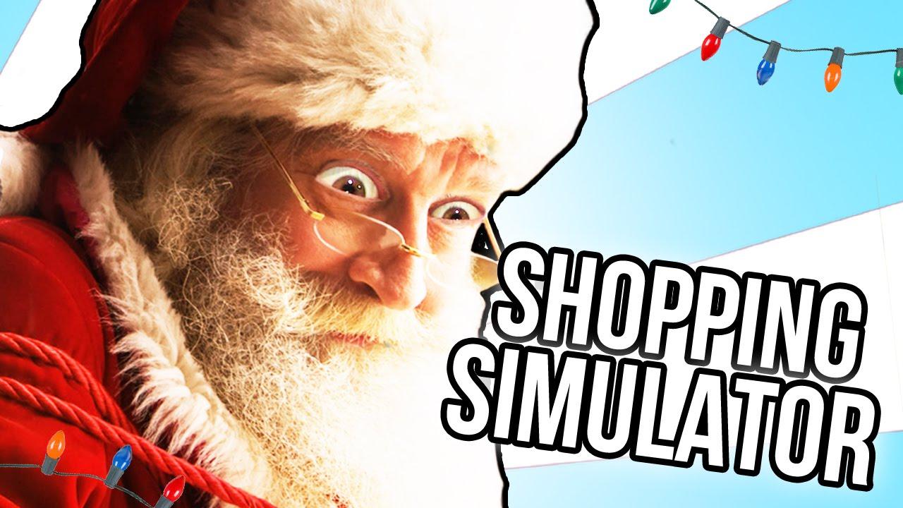 ICH KANN NICHT MEHR! XDD - Christmas Shopper Simulator - Weihnachts ...