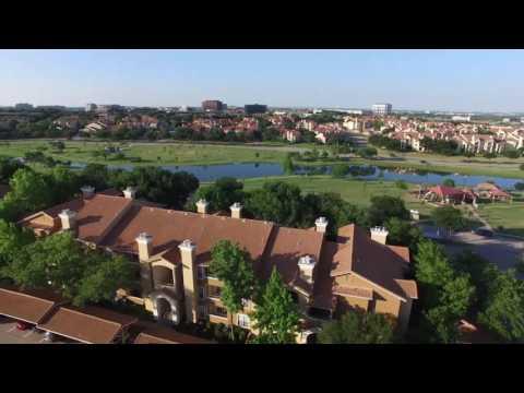 Thomas Jefferson Park Irving Texas phantom 3 4k