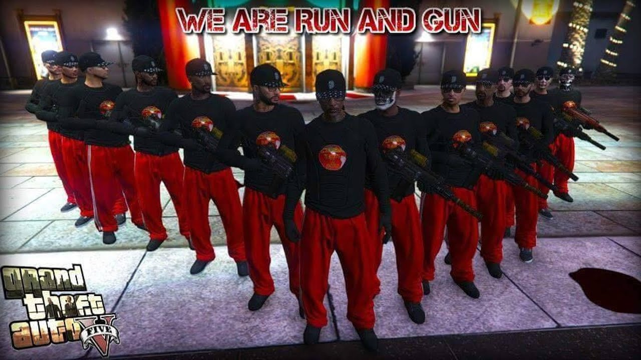 We are run and gun crew vs crew 01 wrng vs buke youtube voltagebd Image collections