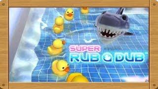 Video Game Teacher - Super Rub-a-Dub