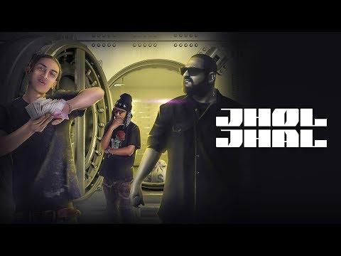 JHOL JHAL   OFFICIAL MUSIC VIDEO   LOKA X MC ALTAF X D'EVIL   CRAZYVIBE