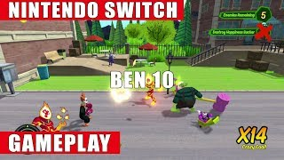 Ben 10 Nintendo Switch Gameplay