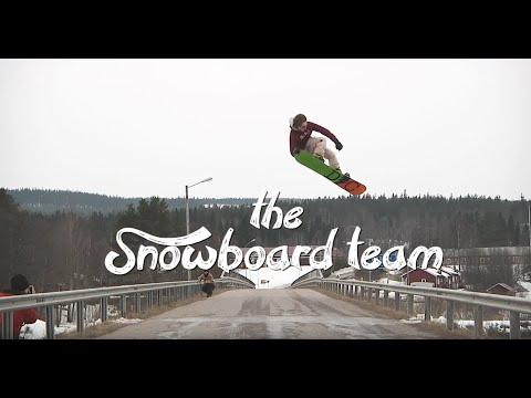 Hollywood Snowboard Team Movie