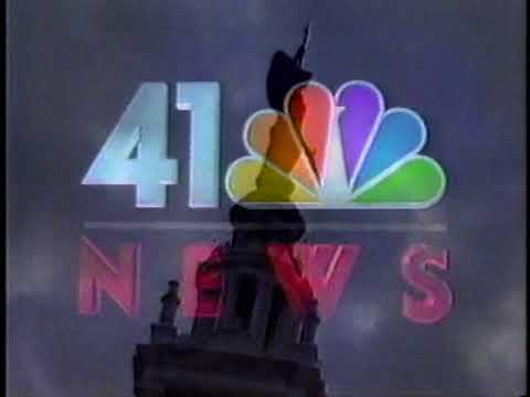 """KSHB """"41 News"""" Open 1994"""
