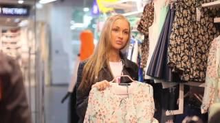 Top model Murmansk Mall, Мурманск Молл. Первая неделя обучения в Школе моделей