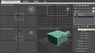 Редактирование объектов в 3DsMax 2010 (12/42)