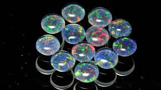 Opal Tripletten 5mm