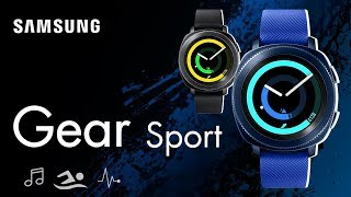 Смарт-часы Samsung Gear Sport + iPhone