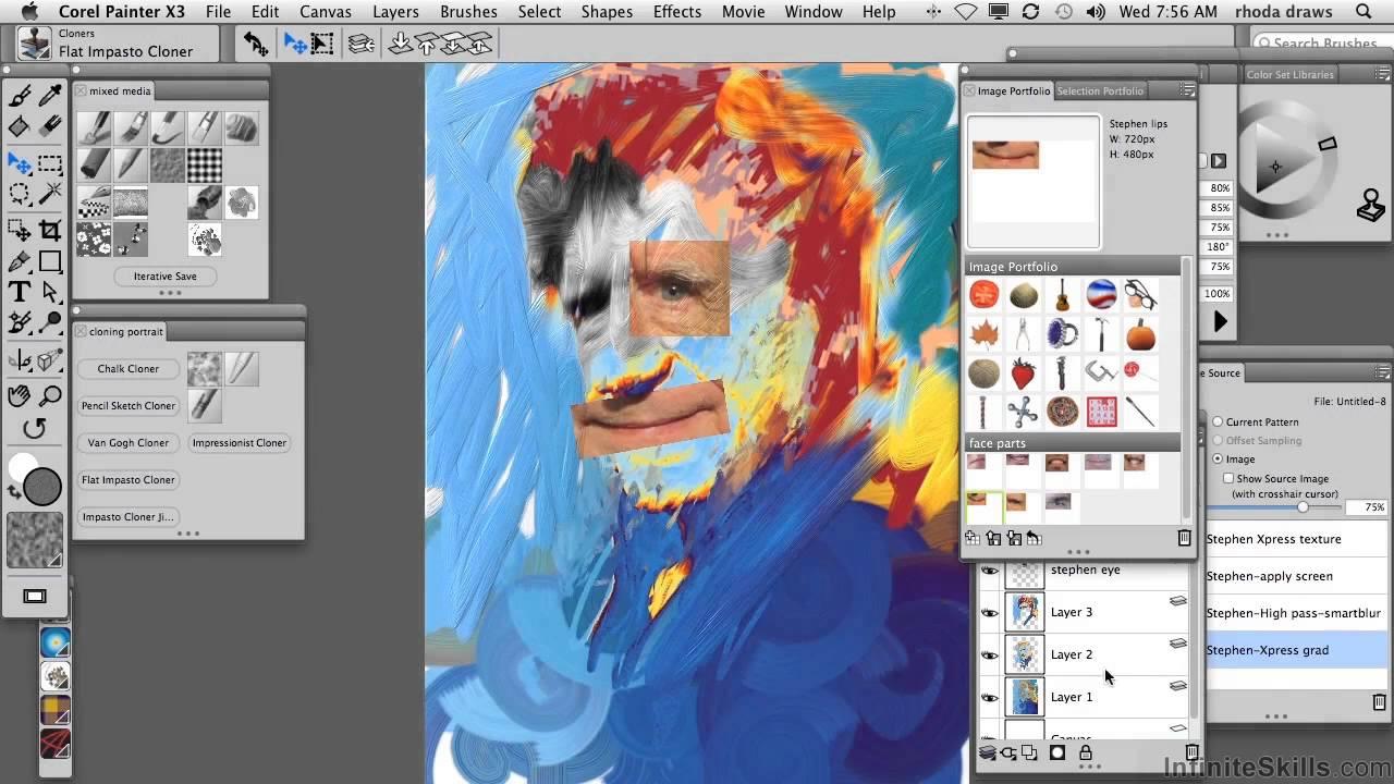 Free Digital Art Software Download – Corel Painter Free Trial