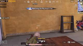 PUBG MOBILE | HACKER😈 DUO SPOTTED | WALLHACK , NO RECOIL 4X AKM , SPEED CAR AND ESP HACK |
