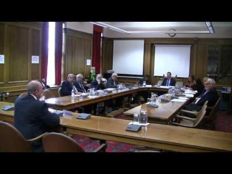 Cllr Andy Coles - Confirmation Hearing for Cambs Deputy Police and Crime Commissioner