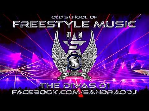 Freestyle Music 80'S - The Divas 01 (By Sandrão DJ)
