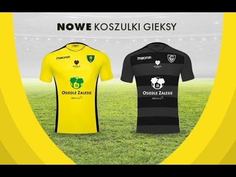 5bbf1d4c19a Koszulka meczowa Macron GKS Katowice 2018/19 506609