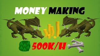 MONEY MAKING GREEN DRAGON (member) II método facil y rapido 500K/h II [LuisPipe]