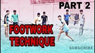 Footwork kabaddi techniques // Jaan kabaddi