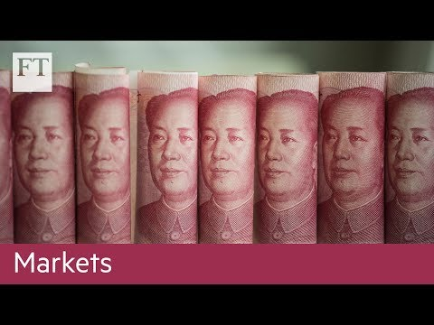 Why the fall in China's currency matters