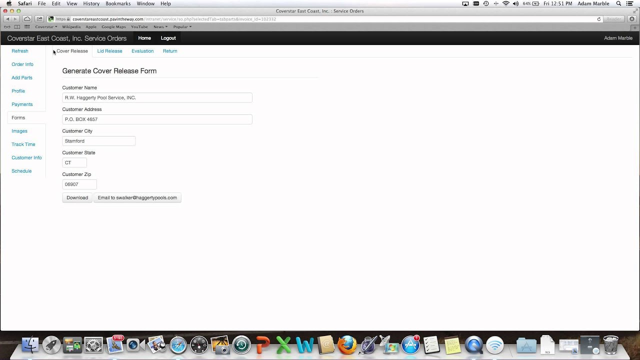 ptw service portal youtube