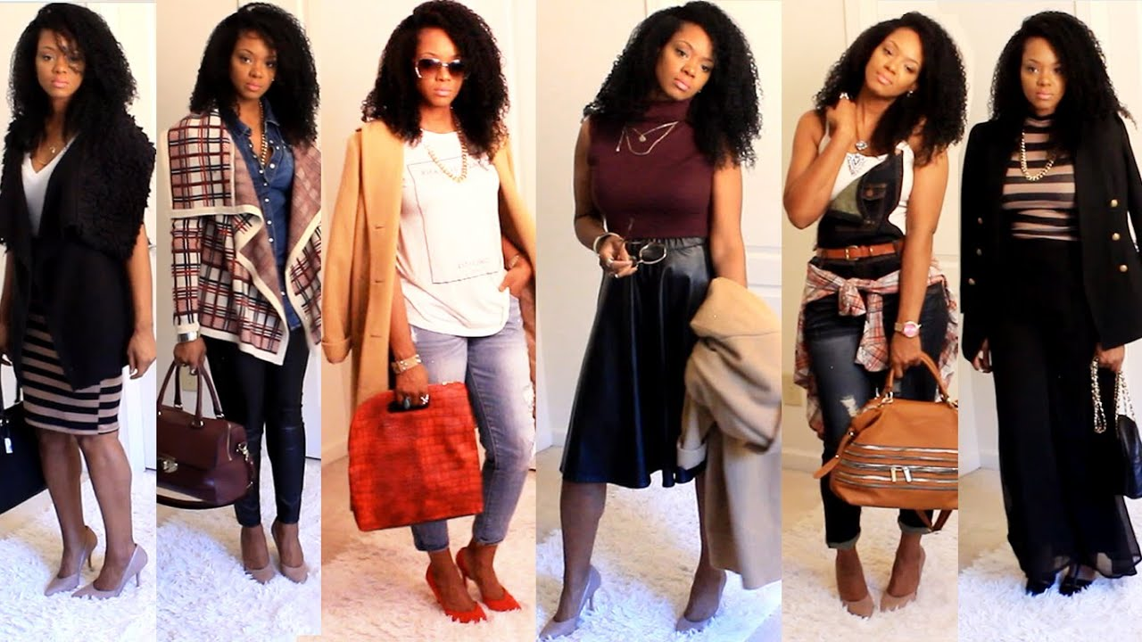 Fall Clothes Women