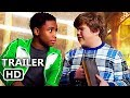 GOOSEBUMPS 2 Trailer EXTENDED (2018) Haunted Halloween Movie HD