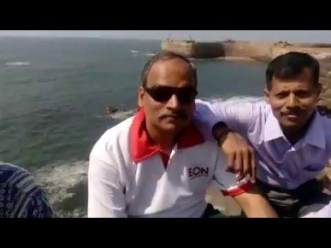 Malvan Trip on January 2016 Sindhudurg fort