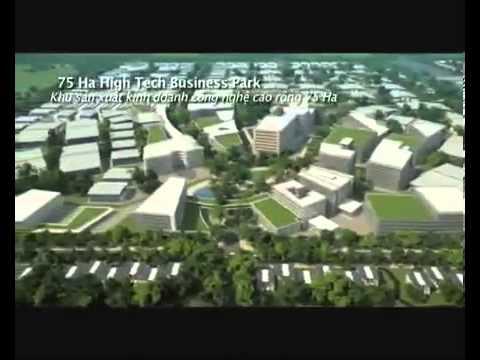 thành phố mới bình dương năm 2015 - phong cách singapore