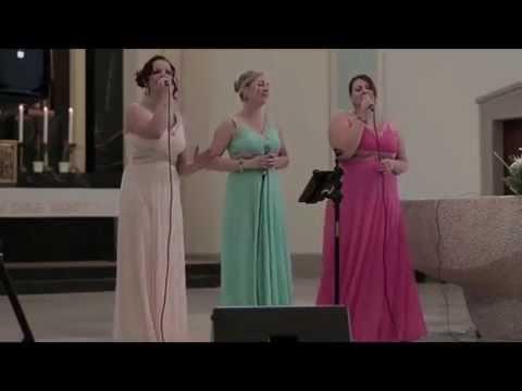 Nur mit dir - wunderschönes Hochzeitslied Gesang Kirche