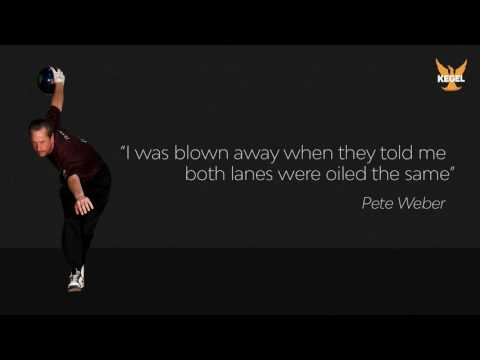 KEGEL TOPOGRAPHY STUDY - with Pete Weber