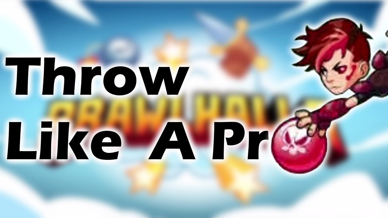 [Brawlhalla] Throw Like A Pro