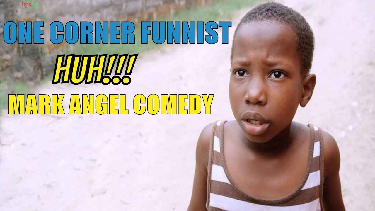 Download ONE CORNER FUNNIEST (Mark Angel Comedy) (Episode 134)