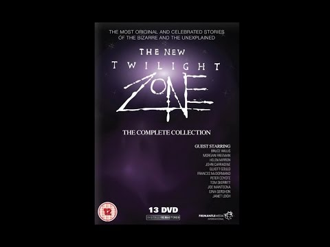SPOTLIGHT: The NEW Twilight Zone Complete Collection