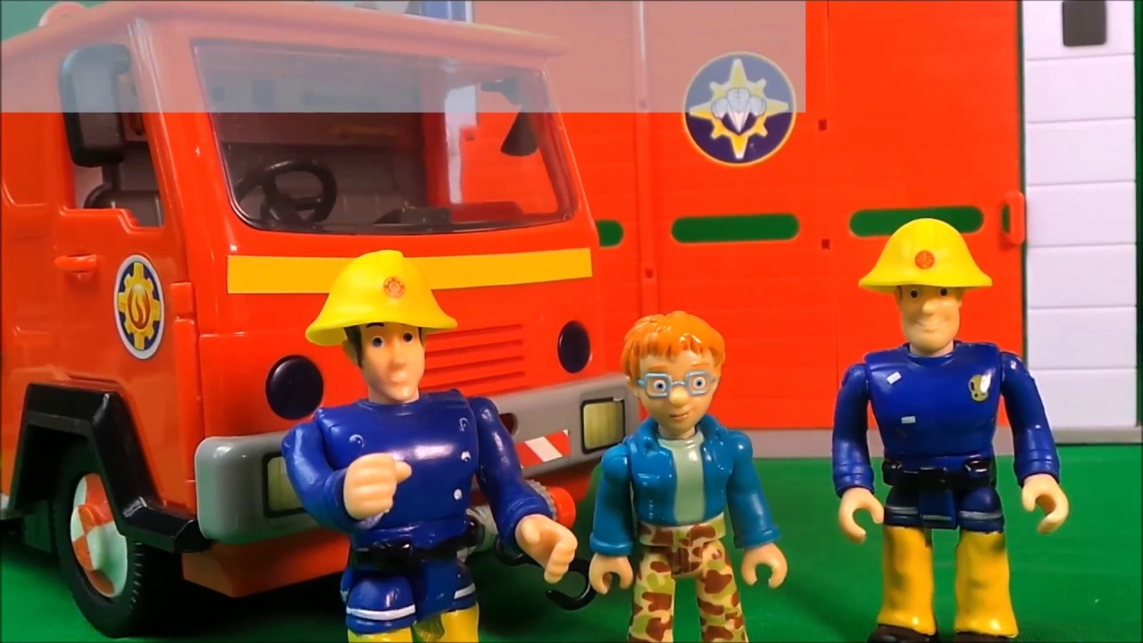 Best Fireman Sam Toys Kids : Fireman sam us episodes hd toy best bits