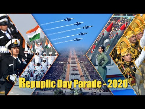 LIVE: Republic Day Parade - 2020