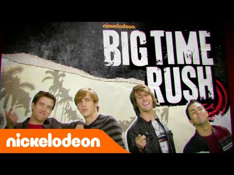 Big Time Rush | La sigla | Nickelodeon Italia
