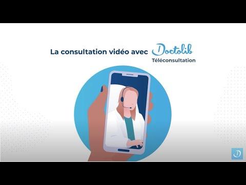 Doctolib Téléconsultation - Comment ça marche ?