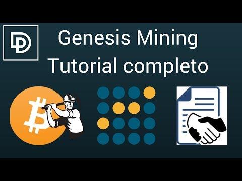 Genesis Mining | Tutorial Completo (2018)