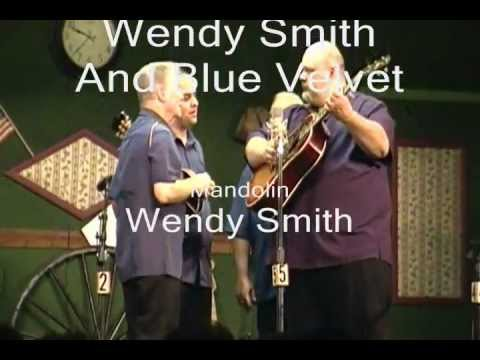 Wendy Smith and Blue Velvet