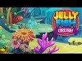 Jelly Fish Crush (Level 1 - 9) Gameplay | Android Casual Game