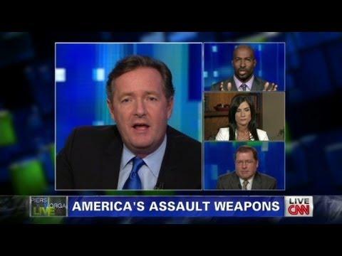 Piers Morgan debates Dana Loesch