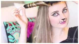 Lioness Halloween Tutorial with Aspyn Ovard | Destination Beauty Thumbnail