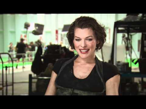 Interview: Milla Jovovich über ihre Rückkehr als Alice RESIDENT EVIL: AFTERLIFE 3D